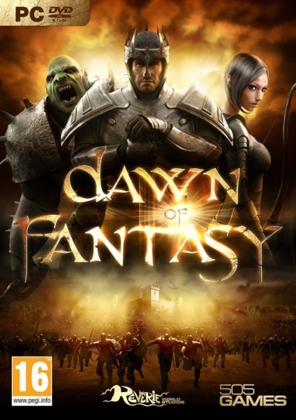 detail DAWN OF FANTASY - PC