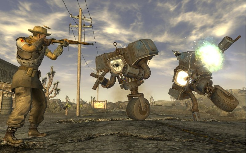 - Fallout New Vegas Ultimate Edition
