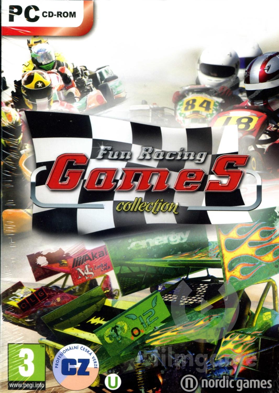 FUN RACING GAMES COLLECTION - PC
