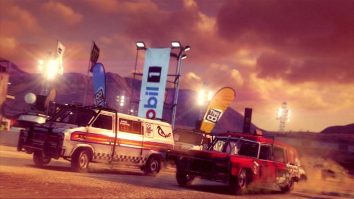 detail Dirt: Showdown - PC