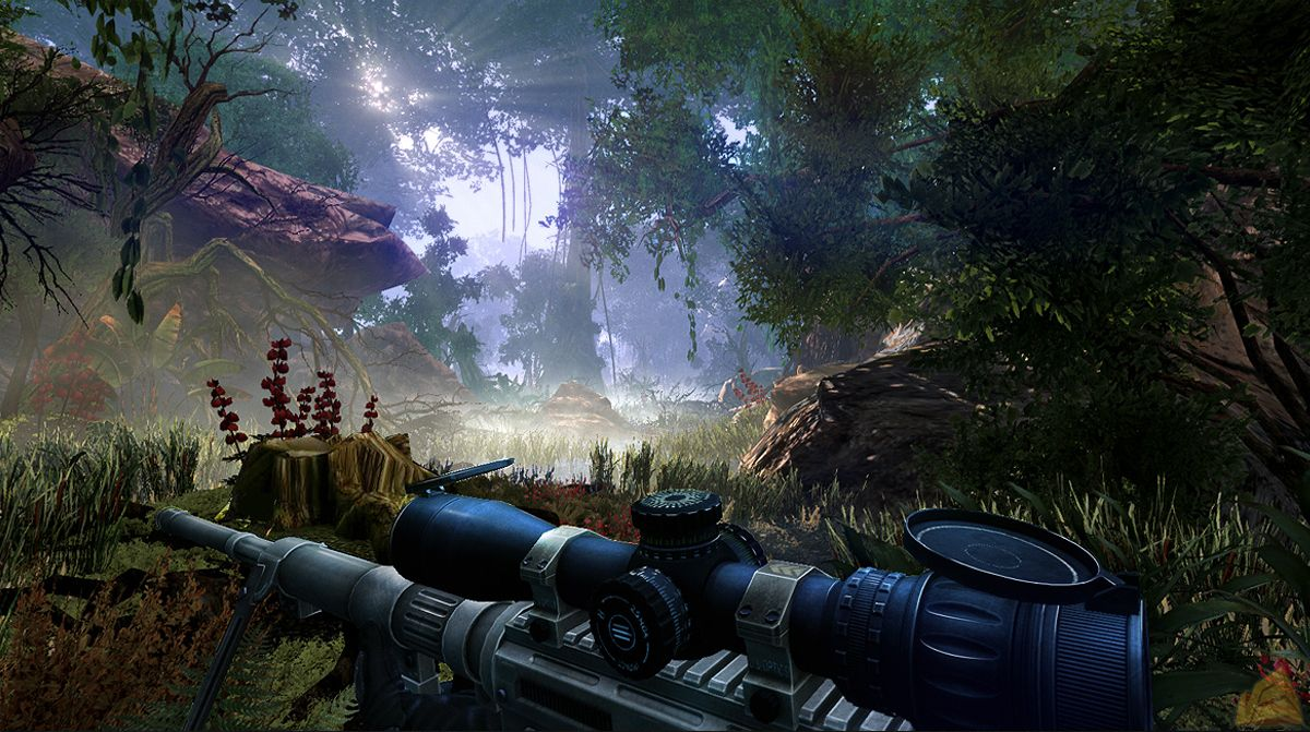 - Sniper: Ghost Warrior 2