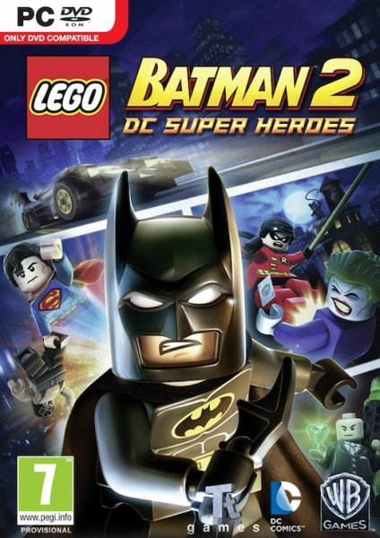 detail LEGO Batman 2: DC Super Heroes - PC
