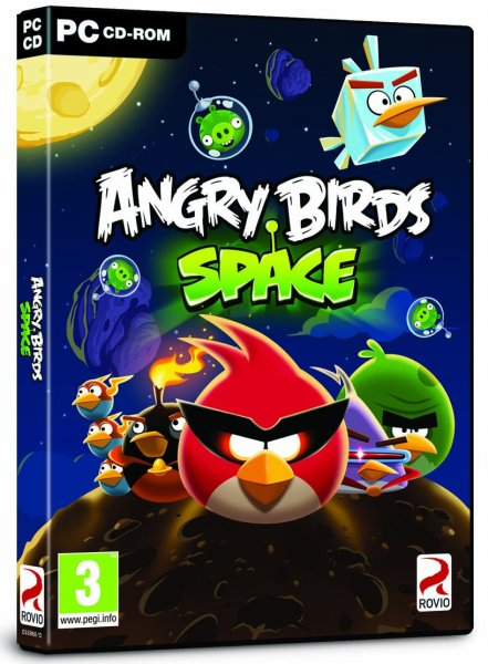 detail ANGRY BIRDS: SPACE - PC