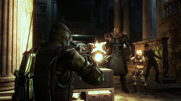 detail RESIDENT EVIL: OPERATION RACCOON CITY - PC