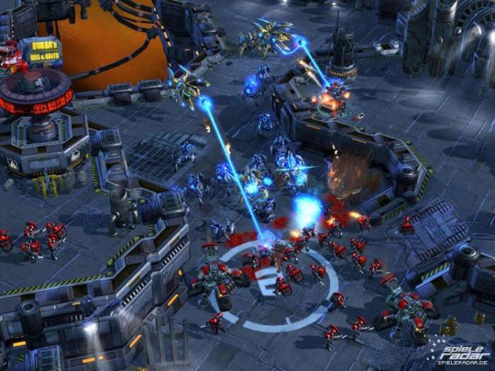 detail STARCRAFT II: HEART OF THE SWARM - PC