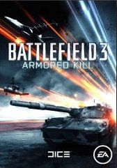 detail BATTLEFIELD 3: ARMORED KILL (datadisk) - PC