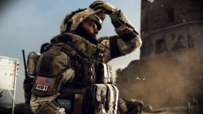 detail MEDAL OF HONOR: WARFIGHTER - PC