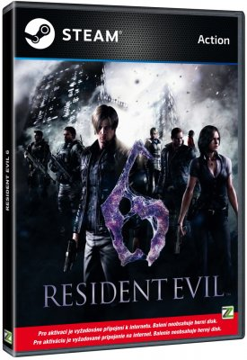 Resident Evil 6 - PC (Steam)