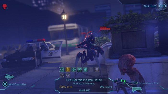 detail XCOM: ENEMY UNKNOWN - PC