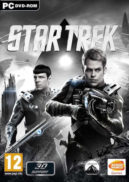 STAR TREK THE VIDEOGAME - PC