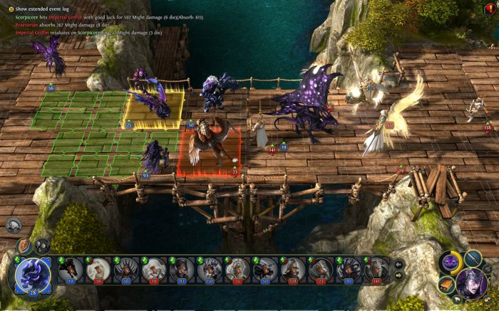 detail Might and Magic: Heroes VI: Zlatá edice - PC