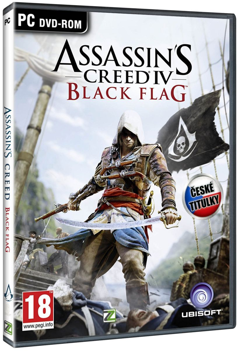 ASSASSINS CREED IV: BLACK FLAG CZ - PC