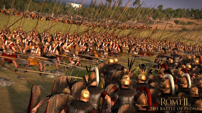 detail Total War: Rome 2 - Enemy at the Gates Edition - PC