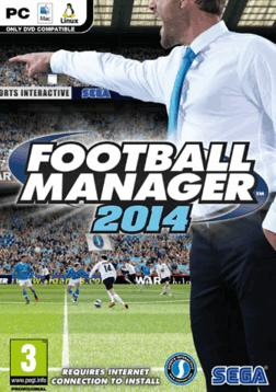 FOOTBALL MANAGER 2014 CZ - PC