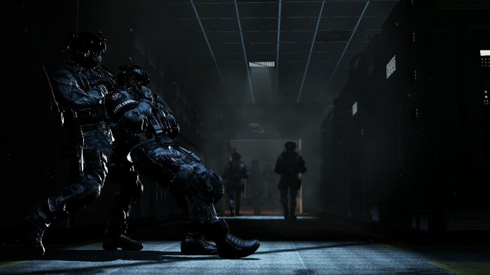 detail CALL OF DUTY: GHOSTS - PC