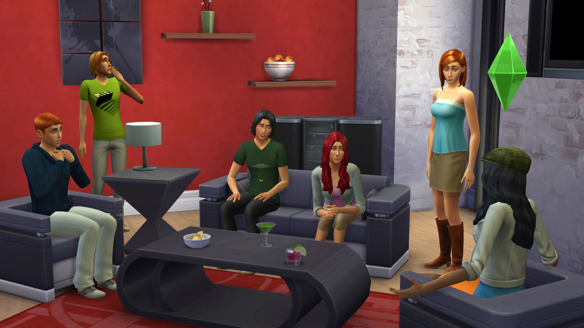 The Sims 4 pro PC hra