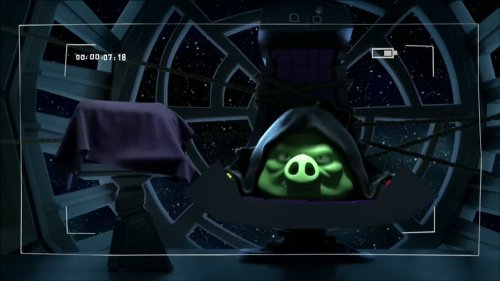 ANGRY BIRDS: STAR WARS II - Join the Pork Side
