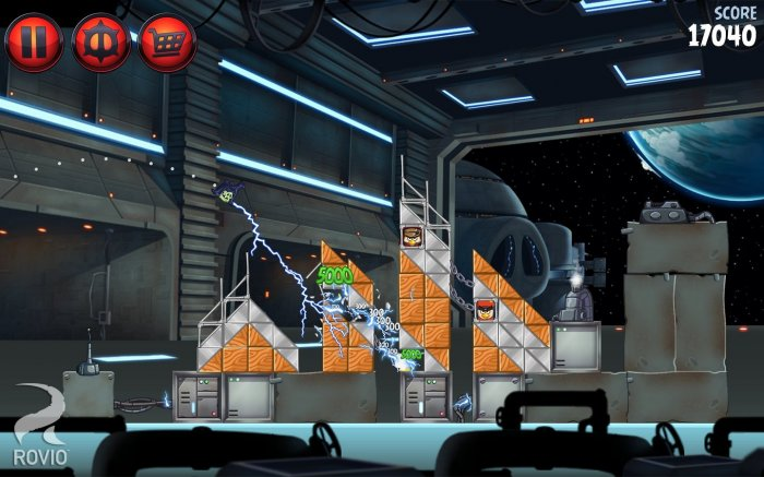 detail ANGRY BIRDS: STAR WARS II - JOIN THE PORK SIDE - PC
