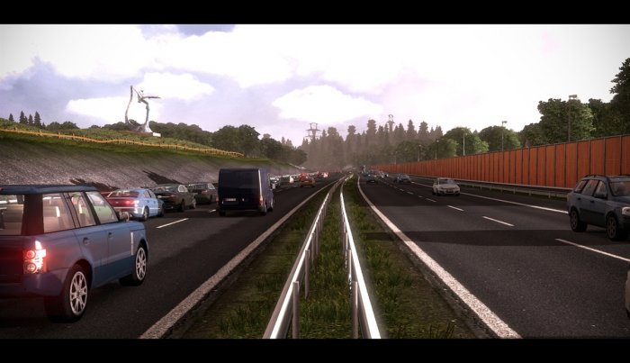 detail Euro Truck Simulator 2 Gold - PC