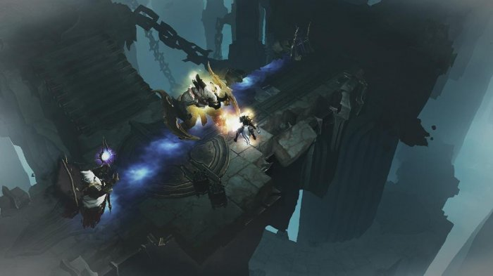 detail Diablo III: Reaper of Souls - PC