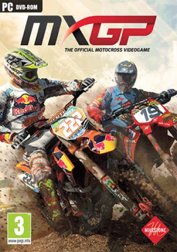 MXGP - The Official Motocross Videogame - PC