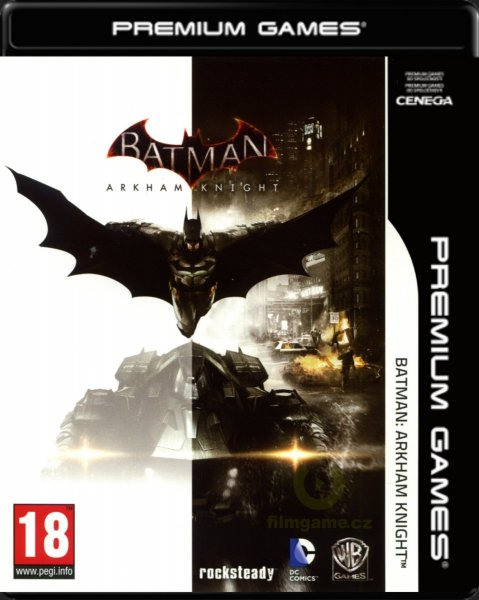 detail Batman: Arkham Knight - PC