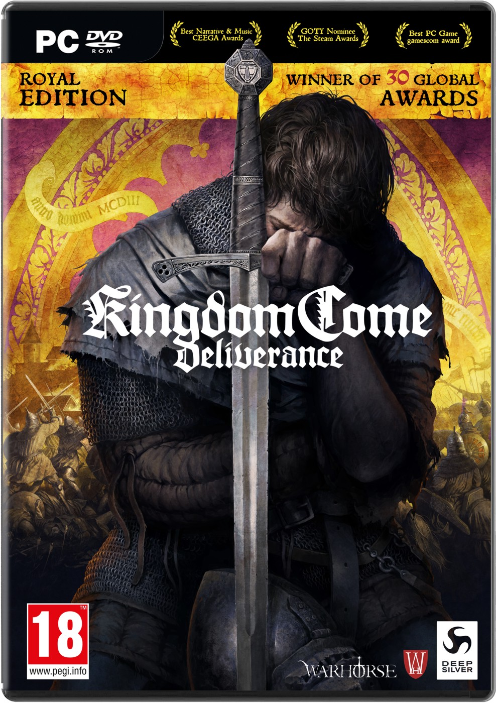 Kingdom Come: Deliverance (Special edition) - PC