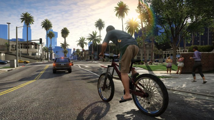 detail Grand Theft Auto V (GTA 5) - PC