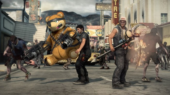 detail DEAD RISING 3 APOCALYPSE EDITION - PC