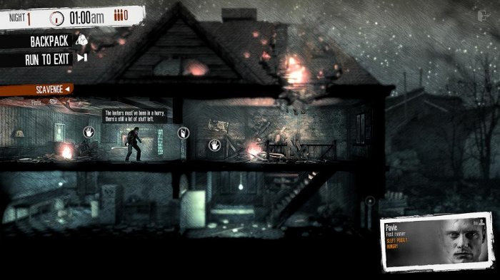 detail This War of Mine - PC