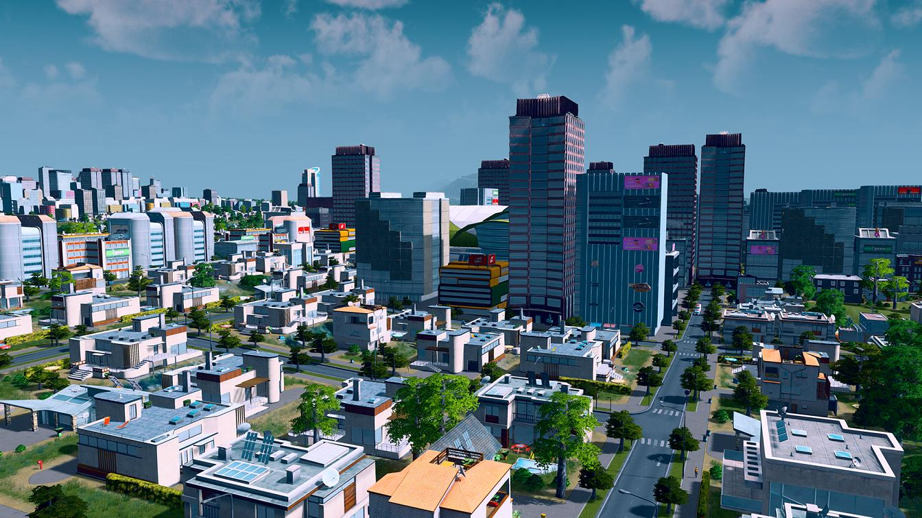 Cities: Skylines Deluxe Edition pro PC hra