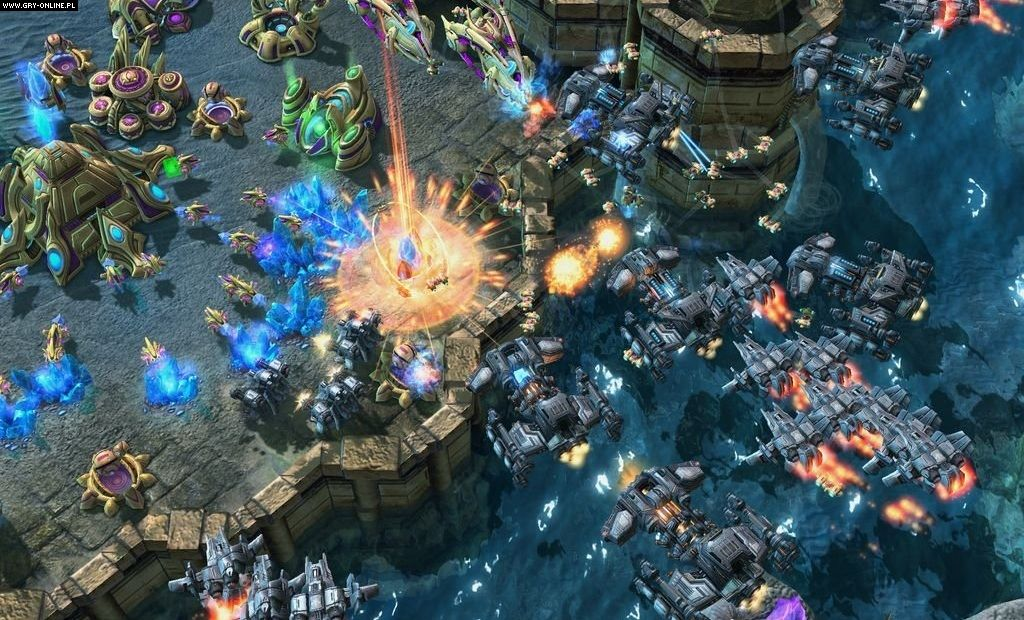StarCraft II: Legacy of the Void pro PC hra