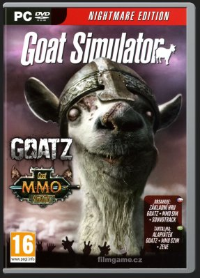 GOAT SIMULATOR NIGHTMARE EDITION - PC