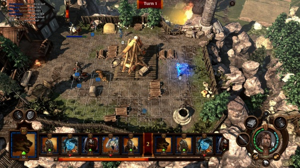 Might and Magic Heroes VII pro PC hra