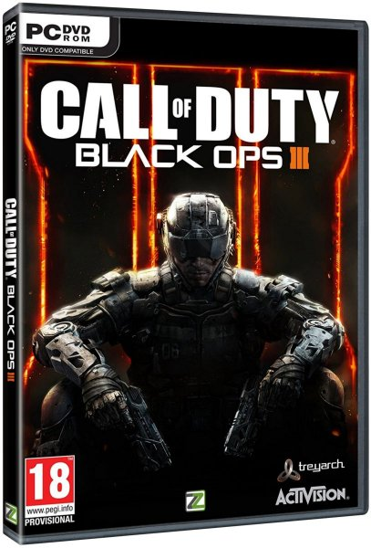 detail Call of Duty: Black Ops 3 - PC