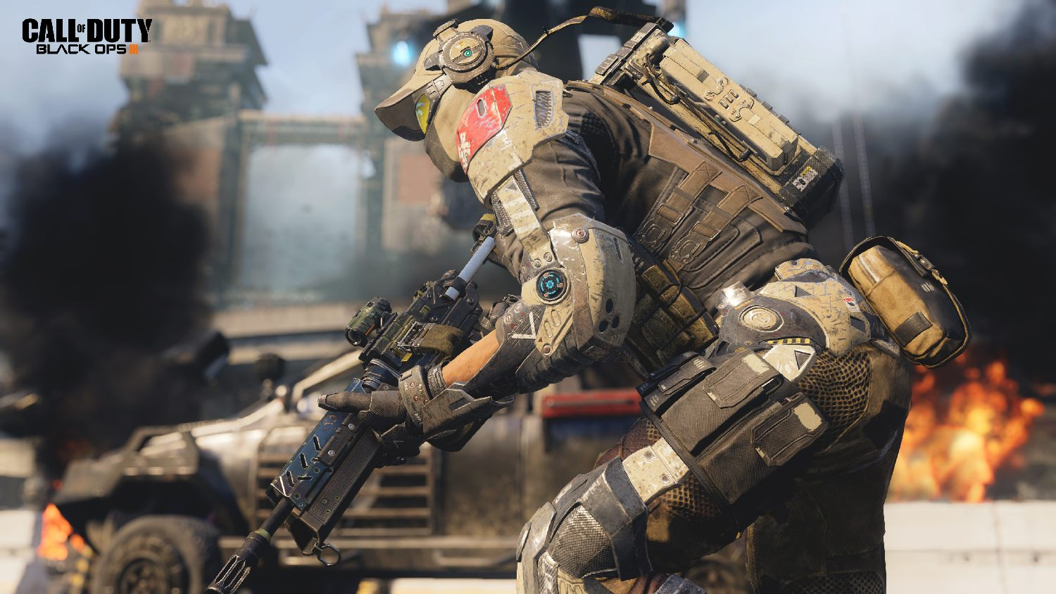 - Call of Duty: Black Ops III