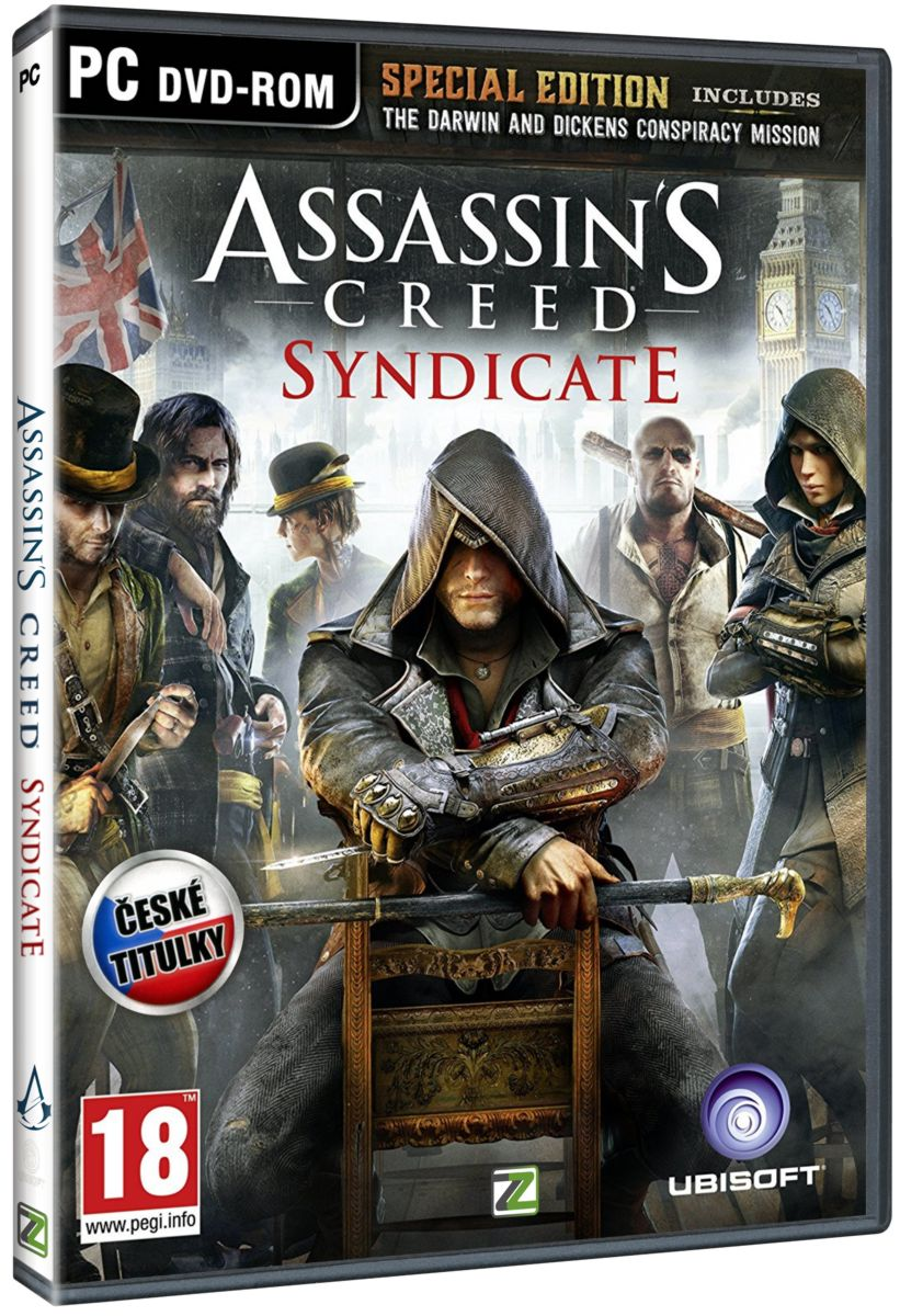 ASSASSIN'S CREED SYNDICATE: Special Edition CZ - PC