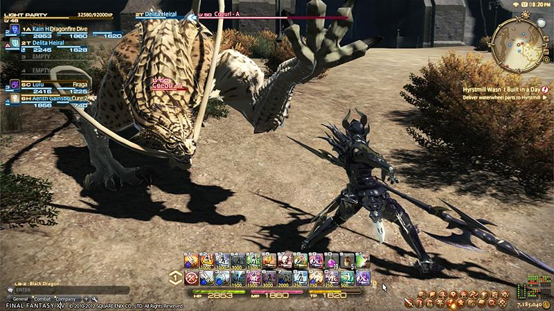 - Final Fantasy XIV: Heavensward + Final Fantasy XIV: A Realm Reborn