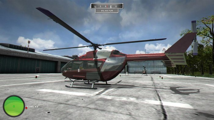 detail Helicopter 2015: Natural Disasters CZ - PC
