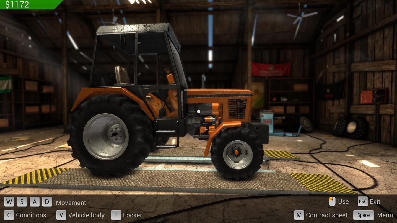- Farm Mechanic Simulator 2015