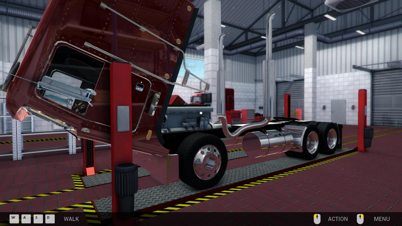 - Truck Mechanic Simulator 2015