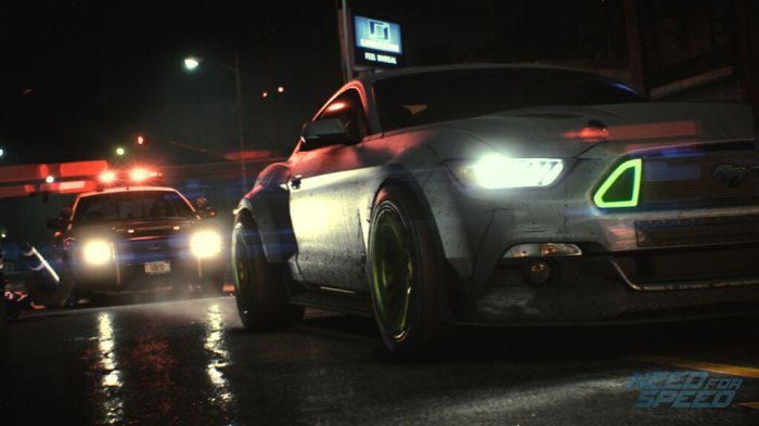 detail NEED FOR SPEED (2016) - PC