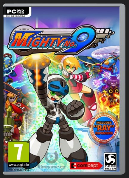 detail Mighty No.9 - PC