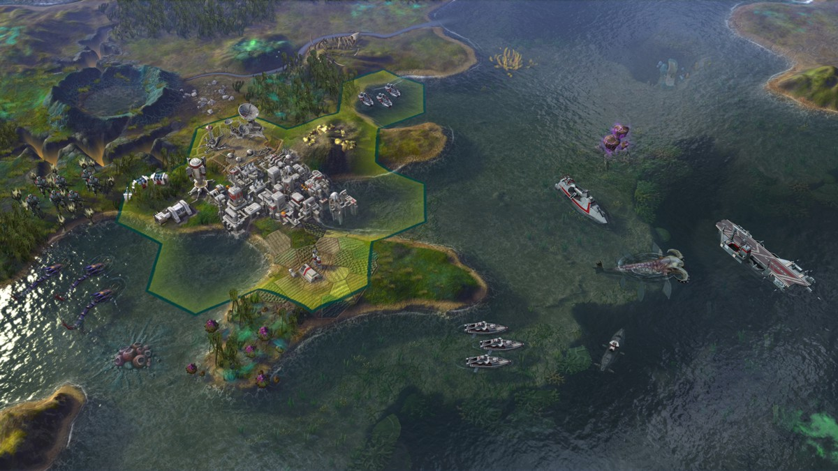 - Sid Meier's Civilization: Beyond Earth - Rising Tide