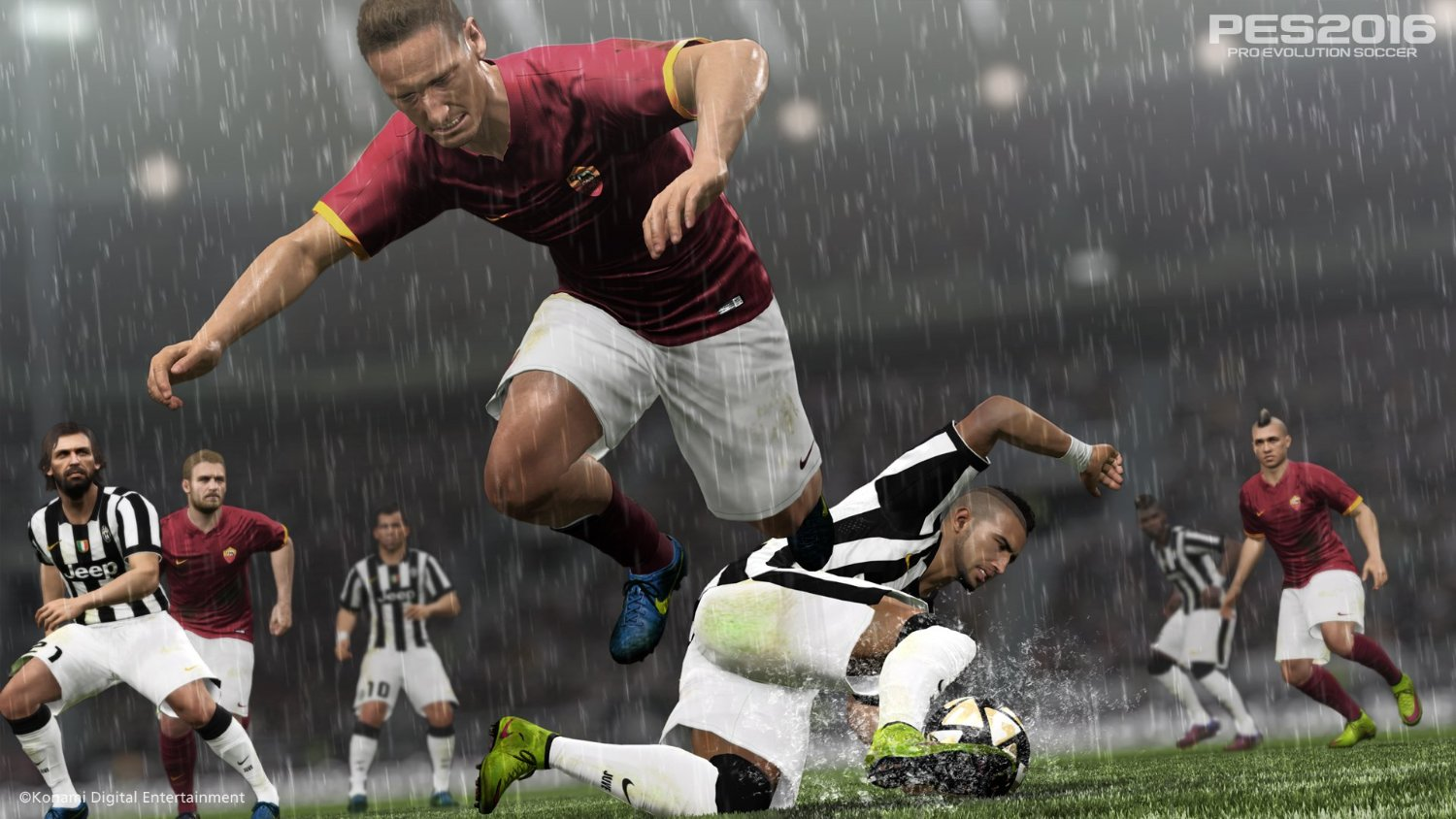 Pro Evolution Soccer 2016 Day One Edition pro PS3