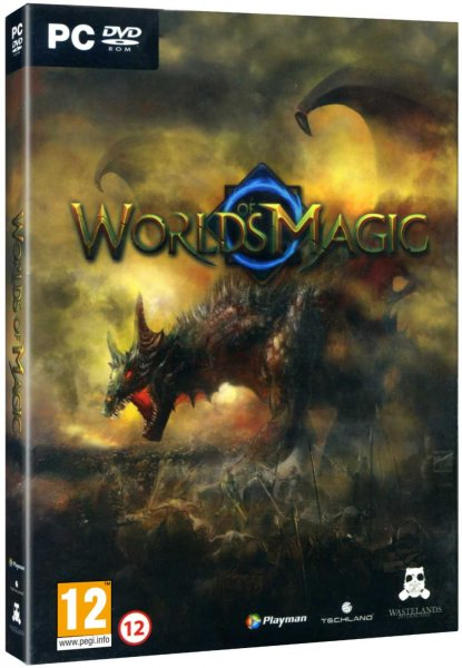 detail Worlds of Magic - PC