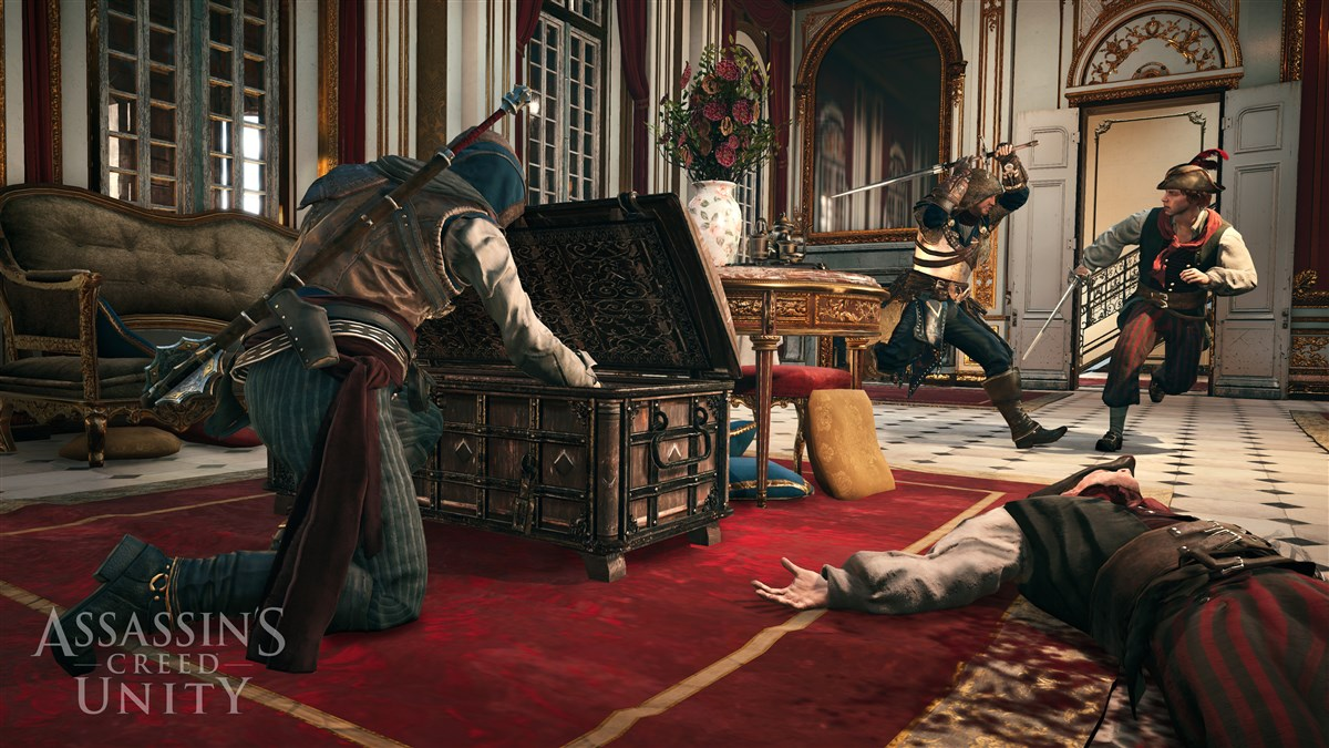- Assassins Creed Unity