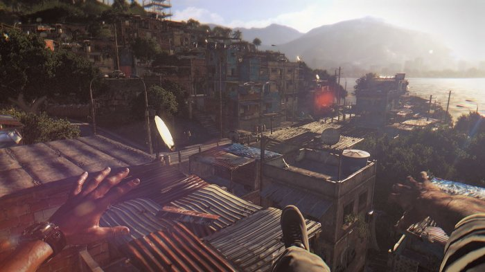 detail DYING LIGHT: THE FOLLOWING - ENHANCED EDITION - PC
