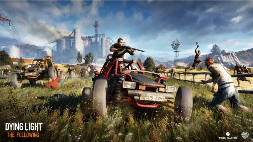 - Dying Light The Following: Enhanced Edition