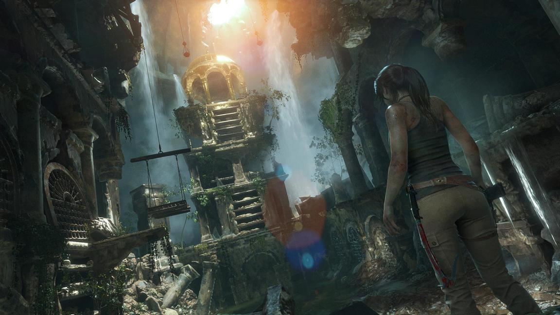 Rise of the Tomb Raider pro PC hra